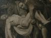 La mise au tombeau, 1604