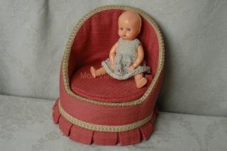 Boite à couture poupée
