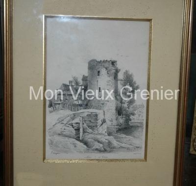 Tour Leroy à Caen XIX