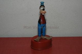 figurine Walt disney Pluto 1975