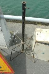 pied parasol années 60