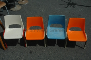 chaises maternelle