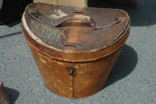 bagage à main, vanity en cuir