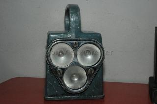 ancienne lampe Elaul RATP