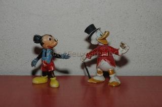 figurines Disney Mickey Picsou