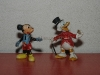 figurines Disney Mickey Picsou