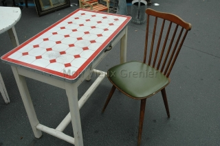 Chaise bistrot Scandinave