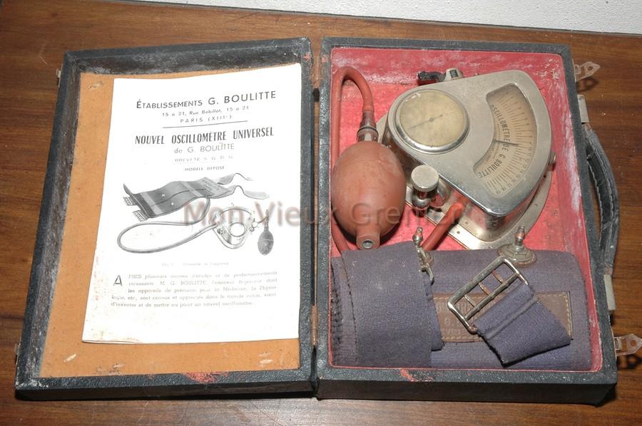 Ancien oscillom tre universel mon vieux grenier - Frais notaire achat ancien ...