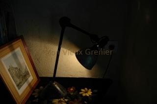 Lampe GRAS 1922