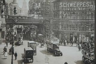 Londres début 1900
