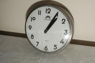 Horloge PTT FFR année 50