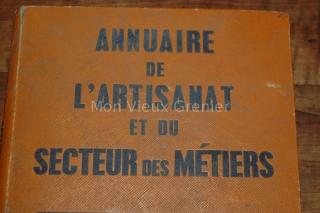 Annuaire artisanat secteur métiers