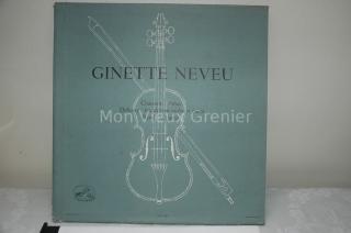 Ginette Neveu LP FJLP 5037