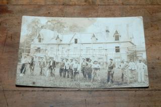 Ancienne photo première guerre mondiale