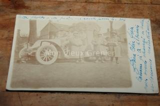 """Ancienne photo de soldats""""poilus"""""""