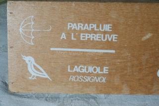 Présentoir Laguiole