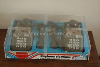 Téléphones jouets électriques