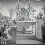 Ouverture d'une boutique d'antiquités à Pont l'Évêque