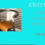 Edition limitée, mobilier, décoration vintage